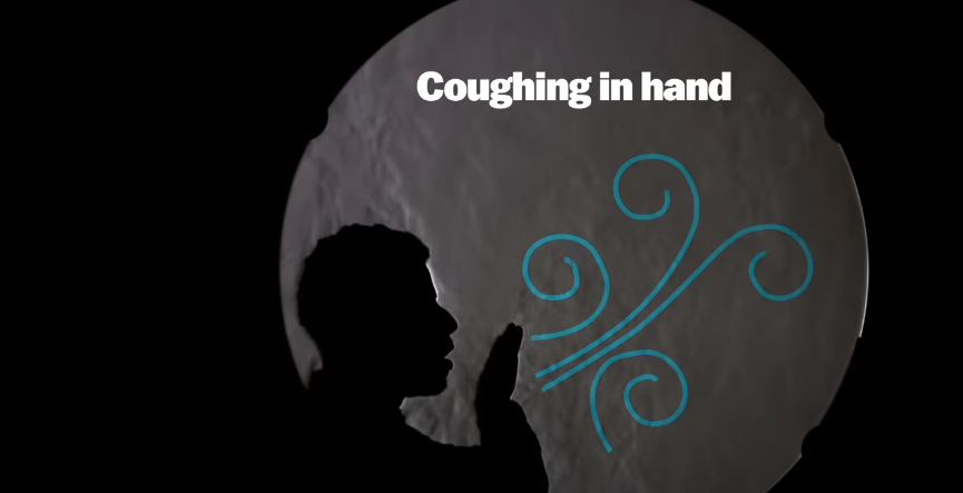 coughing-in-hand